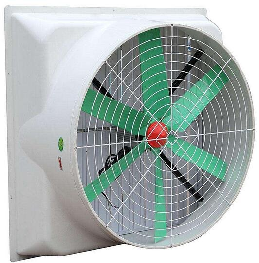 负压风机应用中风机和电机的切换