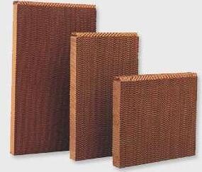 湿帘纸的结构特点