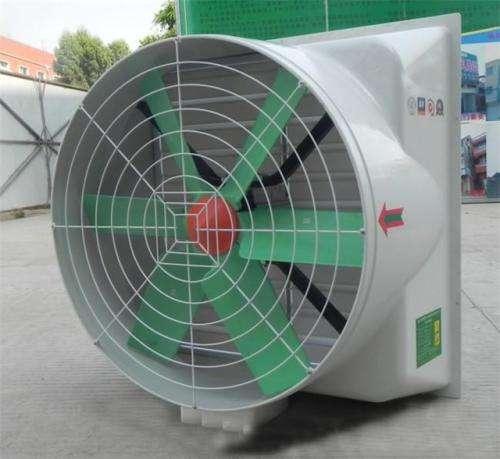 风机平时该怎么保护?常见问题的处理方法